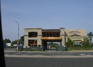Commercial Framing Project in Fountain Valley